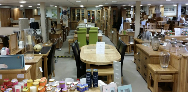 The Largest Independent Pine and Oak Store in the South East.